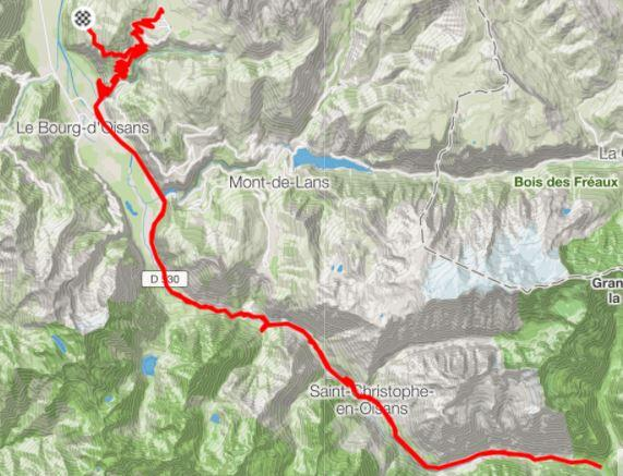 Dag 3: Col de la Bérarde en Alpe d'Huez
