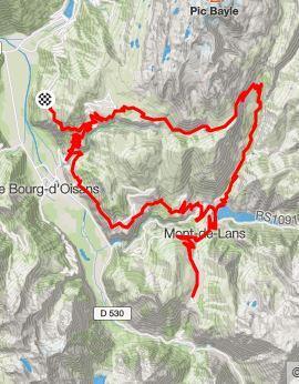Dag 4: Les Deux Alpes en Col de Sarenne