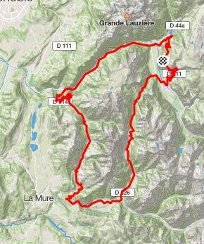 Col d'Ornon en Alpe d'Huez