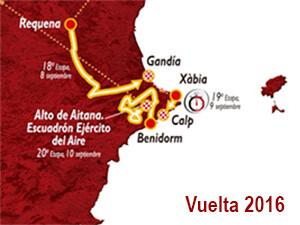 Costa Blanca fietsen
